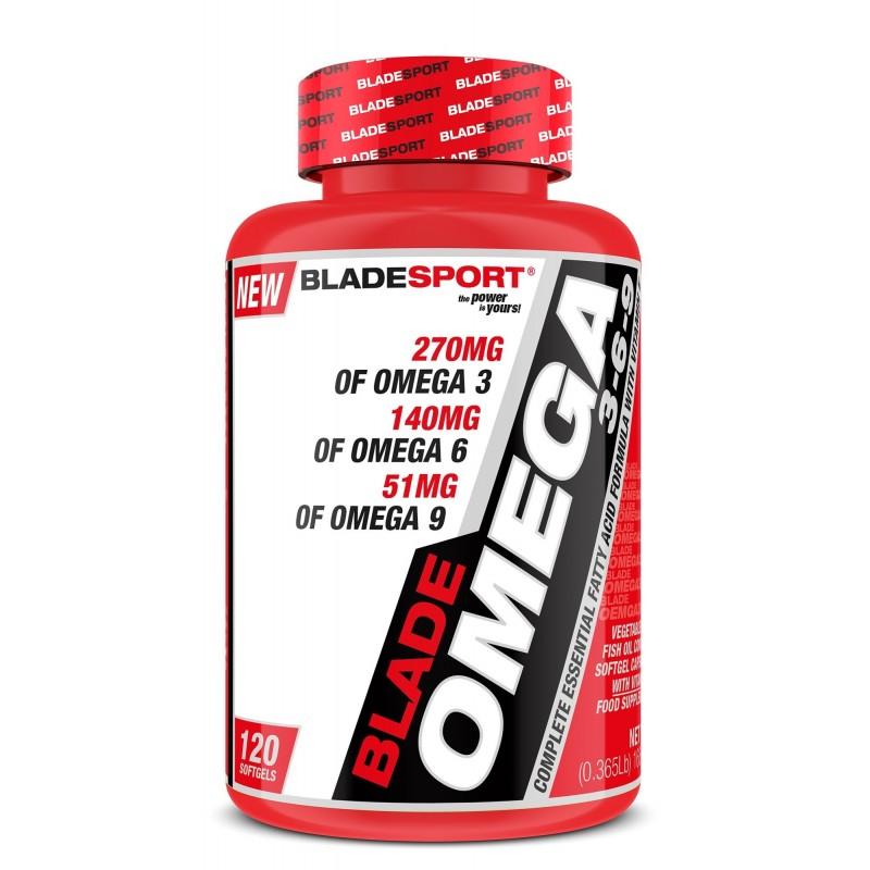 Omega 3-6-9, 120 Kaps.