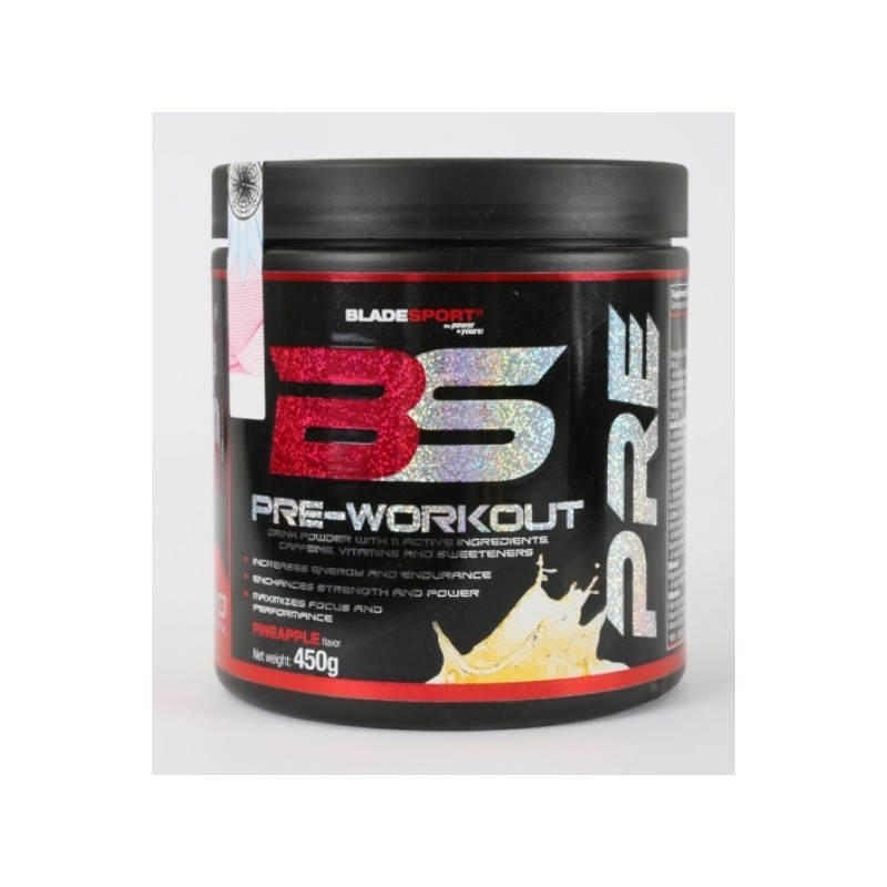 Pre Workout Pro Series 450g